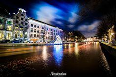 Amsterdam Light Festival, @iAmsterdam, Noord-Holland, #Netherlands #ALF @AmsterdamLight
