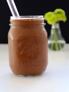 My Vegan Cacao Crunch Smoothie | Reneesexton.co.nz