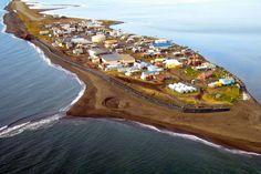 Le premier village américain condamné à disparaître