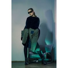 Deconstruction  Photo/ @k____wesolowski   Model/ @milenarybczynska   Make-up/ Monika Pyza  Clothes/ @saleichuk_a   #fashion #fashionstudent #deconstruction #106m2 #mood #photosession
