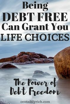 Check out this great Debt Free Story! It's a fantastic example of how becoming debt free can give you more choices in life.