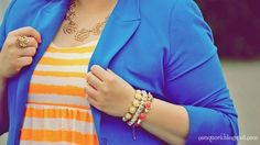 My first maxi dress · http://conquore.blogspot.de/2013/06/my-first-maxi-dress.html  #plussize #curvy #fatshion