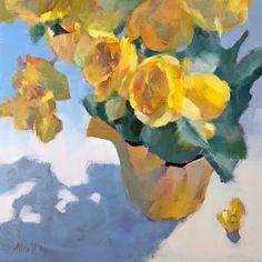 Begonia, Fine Art Gallery, Art For Sale, Watercolors, Sunlight, Creative, Bouquets, Florals, Artwork