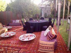 #Decora tu #boda: las mil y una noches. ----- #Decorate your #wedding: One Thousand And One Nights.  | Goyo #Catering (2015) #Marbella #Malaga #Andalucia #Spain