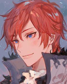 Cute Anime Character, Character Art, Chica Anime Manga, Anime Art, Reinhard Van Astrea, Anime Drawing Styles, Handsome Anime, Anime People, Cute Anime Guys