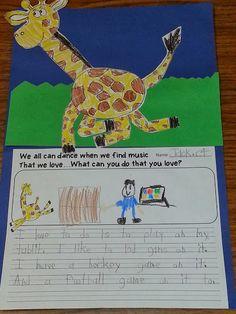 Literature Link - Giraffes Can't Dance Freebie Classroom Freebies Too: Literature Link - Giraffes Can't Dance Freebie Giraffes Cant Dance, Dance Crafts, Classroom Freebies, Ks2 Classroom, Classroom Decor, Literacy Activities, Literacy Strategies, Language Activities, Reading Activities