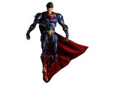 DC Universe Play Arts Kai Series 03 - Superman By Square Enix Products