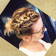 • BRAID CRAZE •  Hair by Riley! #cowanbraids #cowanhair