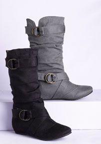 not quite heels, but still want!