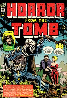 Out Of Print Horror Comics - HORROR-PUNKS.COM