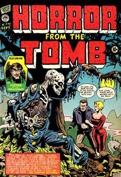 Out Of Print Horror Comics - HORROR-PUNKS.COM