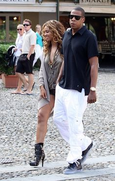 Beyonce + JayZ