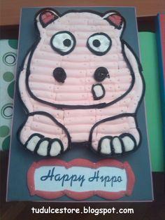 Logo para Happy Hippo