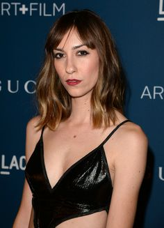 Gia Coppola - LACMA 2013 Art + Film Gala Honoring Martin Scorsese And David Hockney Presented By Gucci - Red Carpet