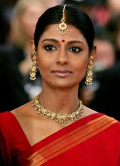 """Nandita Das, actress and advocate for """"Dark is Beautiful"""" in India"""