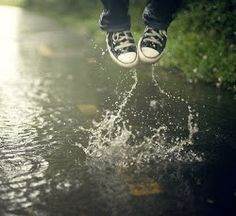 Jump in Puddles!