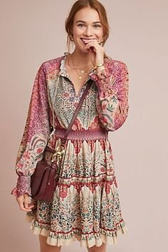 If you also extended becoming a hippies spirit, be certain you know all the necessary rules and magnificence information on how to put on the boho-chic fashion fad! Bohemian Style Dresses, Bohemian Mode, Boho Outfits, Boho Dress, Boho Style, Boho Chic, Boho Ootd, Bohemian Outfit, Gypsy Chic