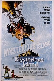 Mysterious Island 1961 1080p Download Island Movies Island Mystery