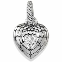 Wings Of Love Charm  available at #Brighton