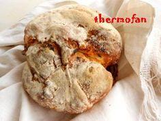 THERMOFAN: Hogaza con agujeros de tomate valenciano. WBD 2012 (P / T / TMX)