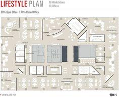 180 Walnut at The Banks | Floorplans: Large, flexible floor plates