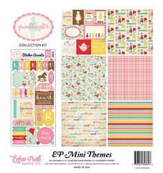 Echo Park Paper Company SW8305 Granddaughter Collection Kit * Check out the image by visiting the link.Note:It is affiliate link to Amazon.