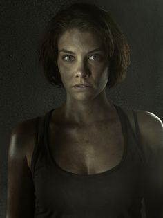 'The Walking Dead' Season 3 Cast Photos: maggie
