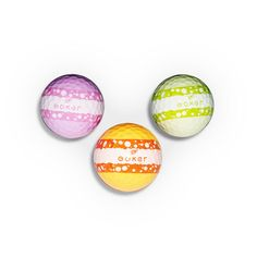 #Visiongolfball #Goker #Macaron. A beautiful 3-Piece #Designperformancegolfball. Farben grün, lila, orange. Mutiges #Golfballdesign. Unverwechselbar. Exzellente Puttingeigenschaften. Exklusiv nur im Shop von #golfballuhu erhältlich. #golf #golfball #golfing #golfgods #golfer #golfporn #golfcourse #whyilovethisgame #golfpresent #golfballs #findgolfballs #pga #pgatour #lpga