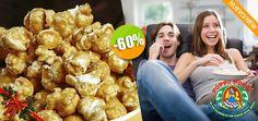 Poppi Poppi Popcorn in Paradise - $66 en lugar de $165 por 2 Enormes Bolsas de Palomitas de Caramelo y Azucaradas