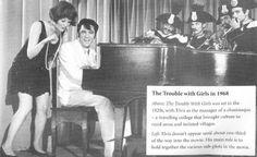1969 9 03 Meurtre,kidnappings,problemes syndicaux et mentalité réactionnaires sont quelques-unes des distractions .The Trouble With Girl
