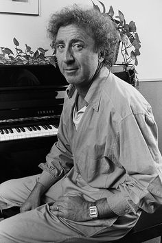 Jerome Silberman, known as Gene Wilder (1933), is an American stage and screen comic actor, director, screenwriter, author, and activist. He continues to receive critical acclaim, and is regarded as one of the most influential comedic actors of the second half of the 20th century