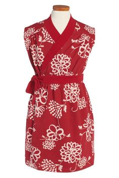 Kira Kira Floral Print Wrap Dress (Toddler, Little Girls, & Big Girls)