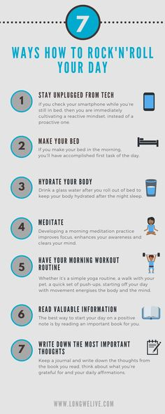 Morning Routine: 7 Habits of Highly Effective People In order to kick-start our mornings with the best possible morning routine, let's look at the 7 habits of highly successful people to inspire us. Evening Routine, Night Routine, Bill Gates, Quotes Dream, Goal Quotes, Seven Habits, Highly Effective People, Morning Ritual, Morning Morning