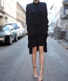 Cheap Monday dress. I want these shoes!