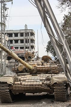 russian tanks in syria - Google Search