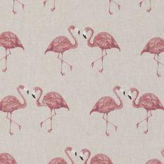 Flamingo Land Fabric, buy Flamingo Land Fabric online today at Empress Mills.