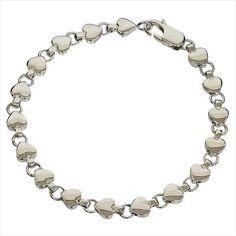 Tiffany Silver 925 PTSD Bangle Bracelet