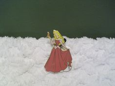 Disney Official Pin Trading 2002 Sleeping Beauty Limited Edition Pin 3 of 5!Rare