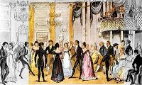 London Season in Regency England by Donna Hatch -- Historical Hussies