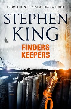 FINDERS KEEPERS to be published June 2015...I already ordered 2 copies in the US cover and I have a friend that lives in the UK that gets 2...we then send each other a copy so that we have both cover.