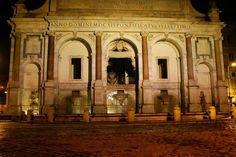 Fontana dell'acqua Paola (Fontanone), Roma