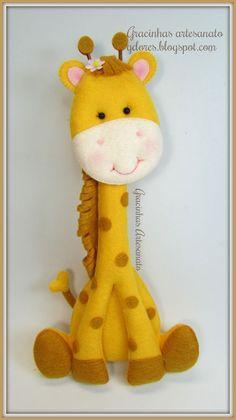 Girafinha nova...: