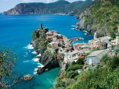 Cinque Terre, luv this place.