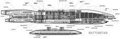 Battlestar Galactica Ship Layout - Bing Images