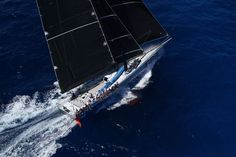 Monohull Line Honours in the RORC Caribbean 600 for George David's Rambler 88 © RORC/Tim Wright