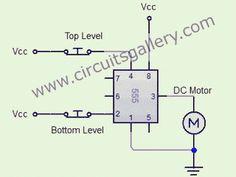 Liquid level control system using microcontroller