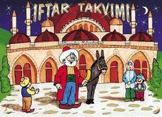 Der erste Ramadankalender mit Schokolade aus dem Jahr 2000 http://ramadankalender.de
