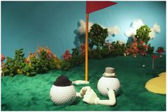 Let's Play Golf ! [ Fairway ] ©Alex Grisward www.alex-grisward.com