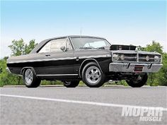 modification machine Dodge Dart GTS 1968 : muscle cars pictures 1968 Dodge Dart GTS The Dart and its sister model, the Plymouth Valiant With...