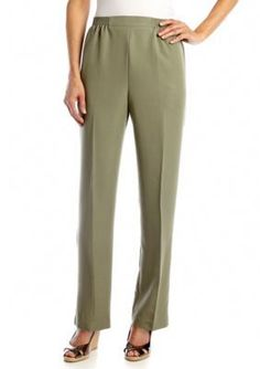 Alfred Dunner  CW PROP SHORT PANT